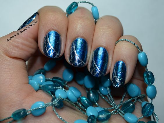 hunger games nails - Google Search