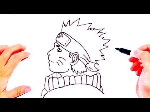 رسم انمي سهل وكيوت رسم ناروتو سهل جدا تعليم رسم انمي بالقلم الرصاص رسم سهل وجميل Youtube Youtube Okay Gesture Beautiful