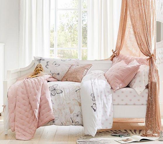 Ava Regency Daybed In 2020 Fancy Bedroom Pottery Barn Kids