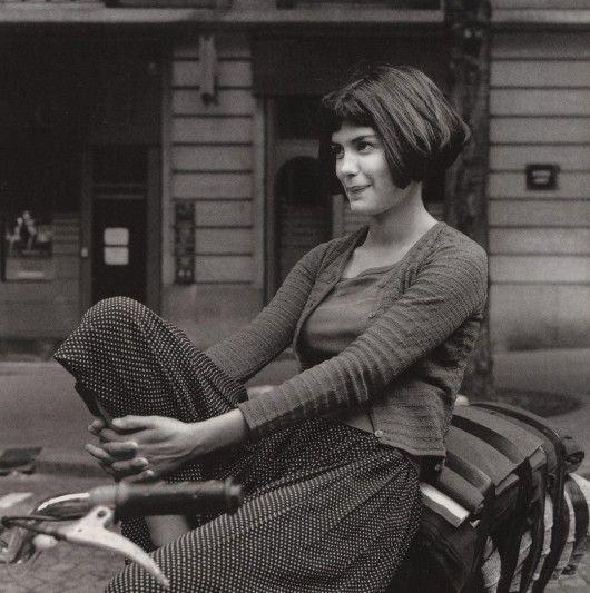 French actress, Audrey Tautou