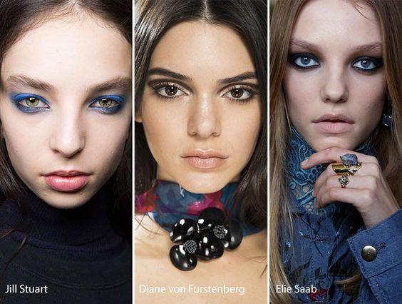 Fall/ Winter 2016-2017 Makeup Trends   Fall 2016, Beauty ...