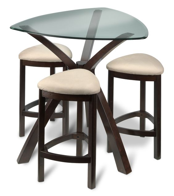 Leon casual dining rooms and casual on pinterest for Leon s dining room tables