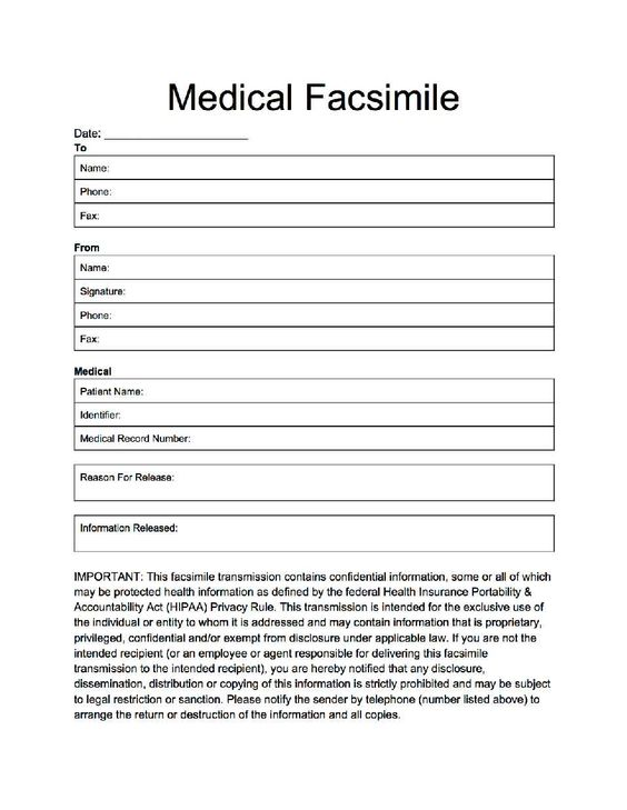 fax cover for medical applications and professions popular-fax - affirmative action plan template
