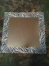 Zebra Mirror- Whewww!