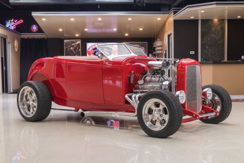 Custom Hot Rod Designs 1932 Ford Other Street Rod Red For Sale