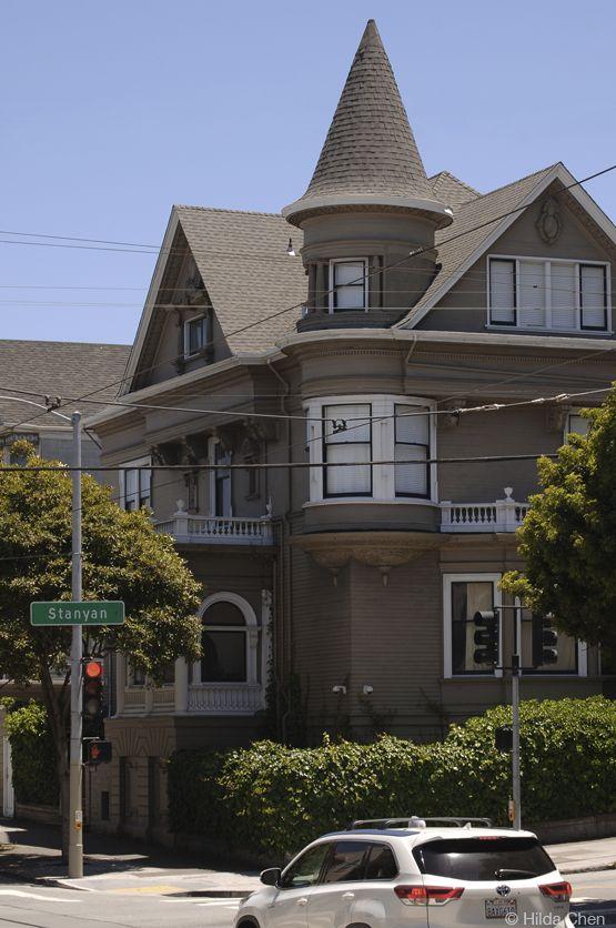 Victorian In Cole Valley San Francisco Ca San Francisco City