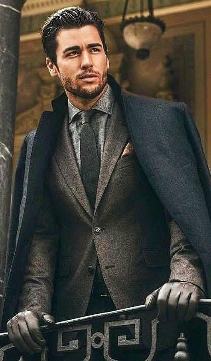 Source Pinterest: The Well Dressed Man