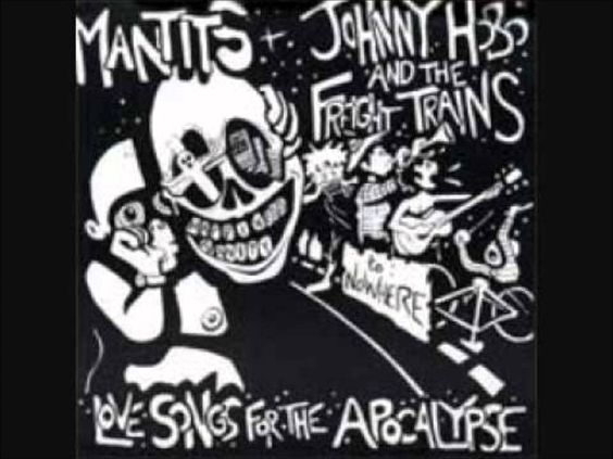 Johnny Hobo and the Freight Trains folk punk band