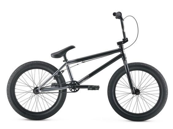 "Kink Bikes ""Curb"" 2016 BMX Rad - Gloss Black Shadow Fade"