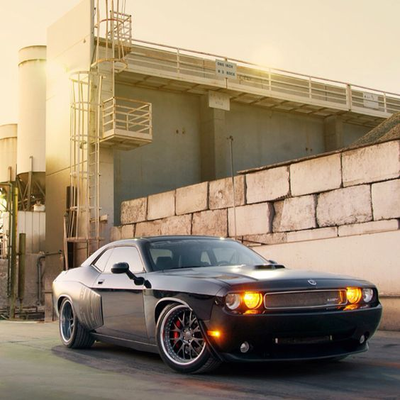 Fast And Furious, Dodge Challenger And Dodge On Pinterest