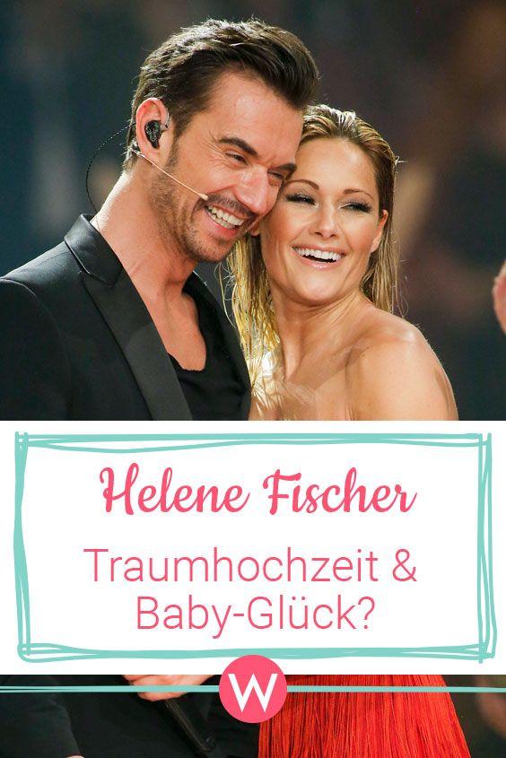 Helene Fischer Traumhochzeit Babygluck Fischer Hochzeit Helene Fischer Hochzeit Helene Fischer Florian Silbereisen