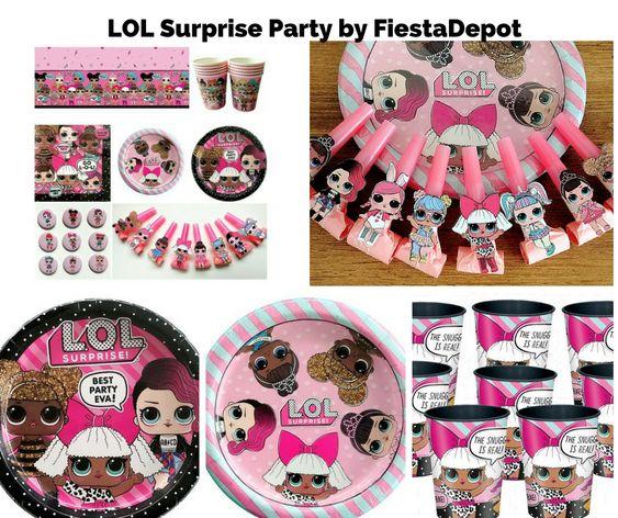 LOL Surprise Party by FiestaDepot