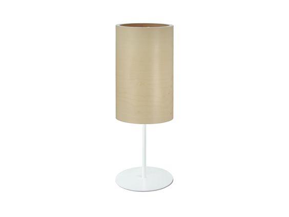 dreizehngrad Funk 16/26t Tischleuchte ist der Stimmungsaufheller unter den Leuchten. Das minimalistische Design rückt Struktur und Maserung des Furniers in den Vordergrund - und lässt das Licht sanft fließen. Ob im Schlafzimmer, Büro oder am Essplatz: Funk ist überall zu Hause. Modelle mit größerem Durchmesser können Räume hell ausleuchten. Als Tischleuchte setzt Funk wohnliche Lichtakzente.