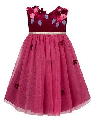 Baby Velvet Lilly Dress