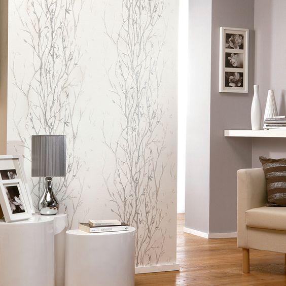 Papel pintado leroy merlin papel pintado leroy merlin - Papeles pintados para salones ...