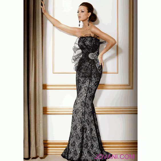 Jovani evening dress - available in all sizes and colors! Call us today 1877-731-8588