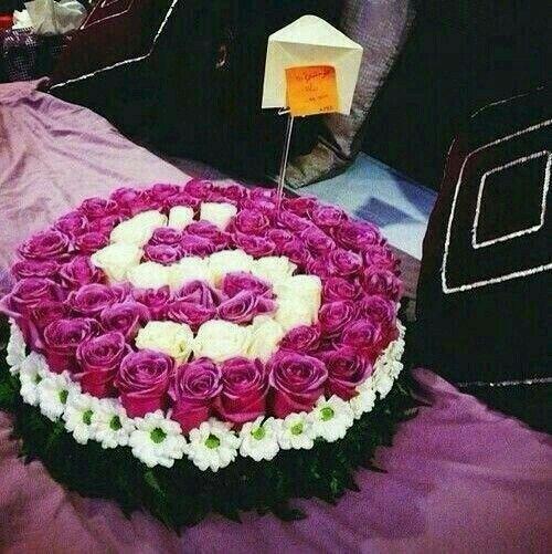 Pin By شما المرزوقي On أحرف من ورد S Love Images Alphabet Tattoo Designs Flower Letters