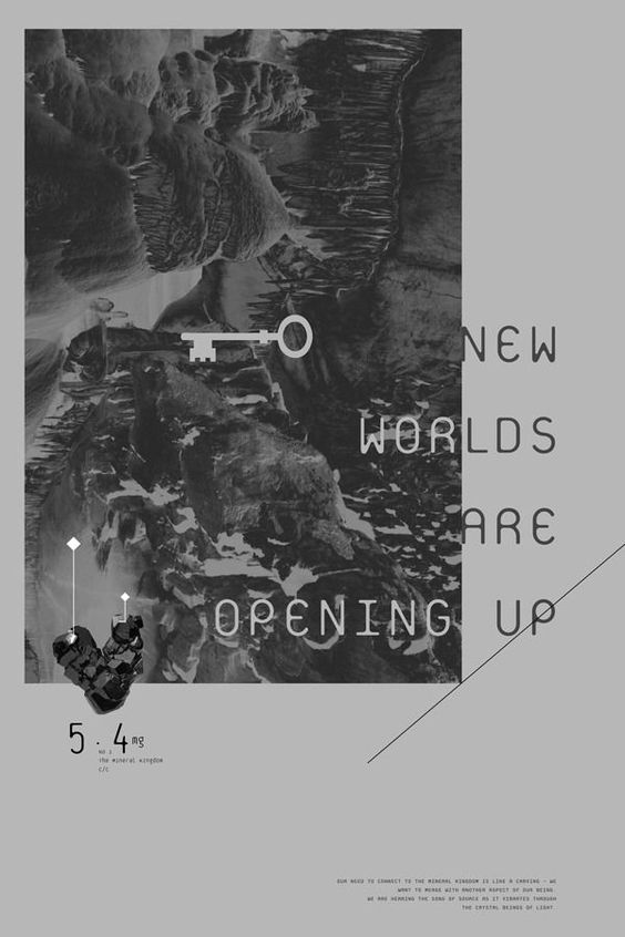 New Worlds : Opening up