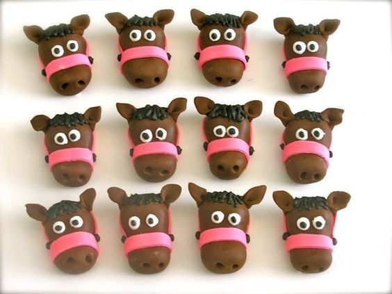Edible Cake Images Horses : Edible Horse Cake Decorations Kids and Fun Pinterest ...