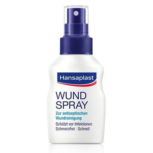 Hansaplast Wundspray Zur Antisept Wundreinigung Desinfektion
