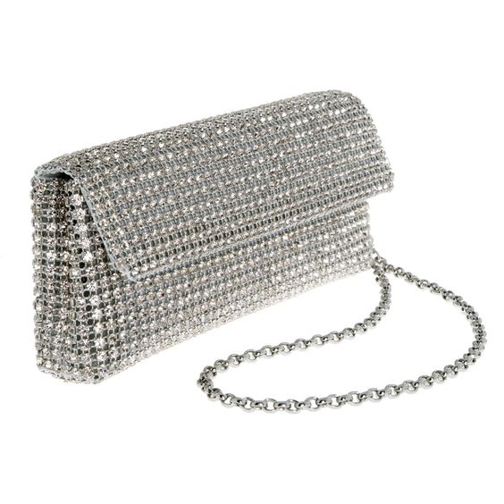 Oroton's iconic Mesh and Crystal Collection: Evening Bags Clutches, Oroton Debutante, Debutante Crystal, Gift Ideas, Clothes Accessories, Jeweled Clutches, Clutches Handbags