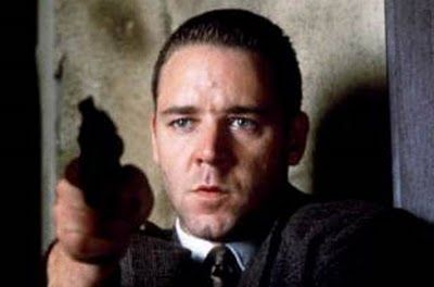 """17. Wendell """"Bud"""" White [Russell Crowe] - L.A. Confidential (1997)"""