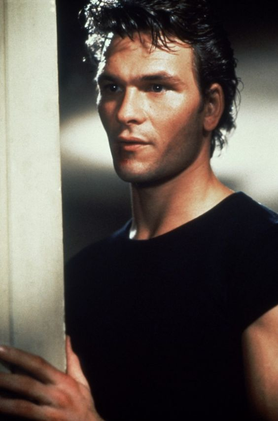 I became a Patrick Swayze fan when he starred in the Civil War miniseries North and South in 1985. I didn't see The Outsiders (this photo) until several years after that, but that movie really showcased his range and I knew he would one day be great. - Ronni