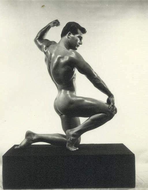 Male Models Vintage Beefcake