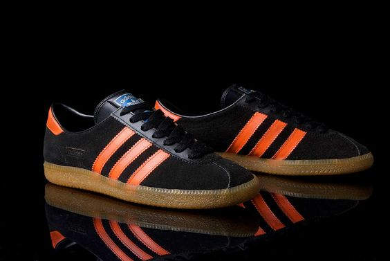 #ADIDAS #BRUSSELL Made in West Germany  The adidas Brüssel isn't a model you come across very often and some maybe haven't heard of it; but to those who have the Brüssel is regarded as one of the best models to be released in the European city series.