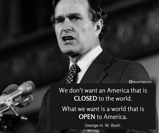 Bush Quotes Bush Quotes George Bush Quotes Quotes By Famous People