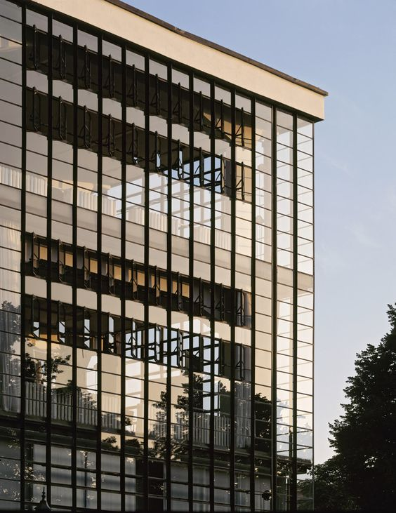 Arquitectura Bauhaus: Dessau, Alemania
