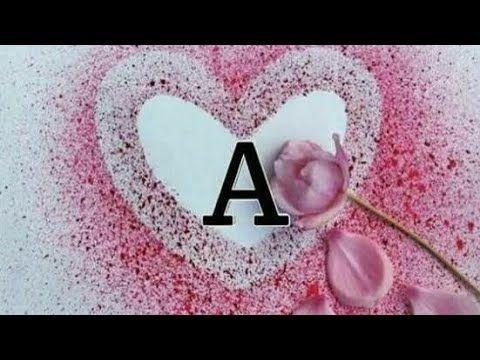 A Letter Status A Name Status A Love Status Anamestatus Alovestatus Youtube Alphabet Images Alphabet Wallpaper Love Images With Name