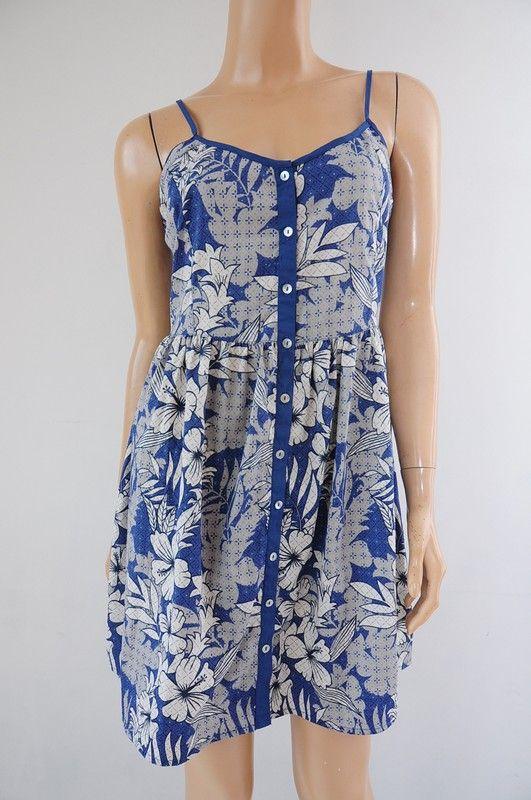 Sukienka W Kwiaty Guziki R 38 40 Metka Atmosphere Vinted Dresses Fashion Casual Dress