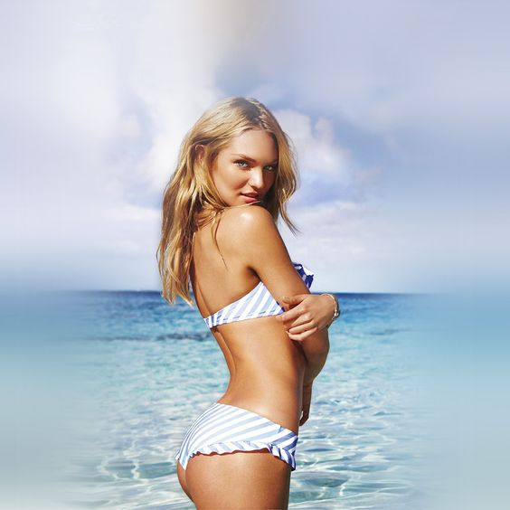 Angel Victoria Secret Candice Bikini Sexy #iPad #wallpaper