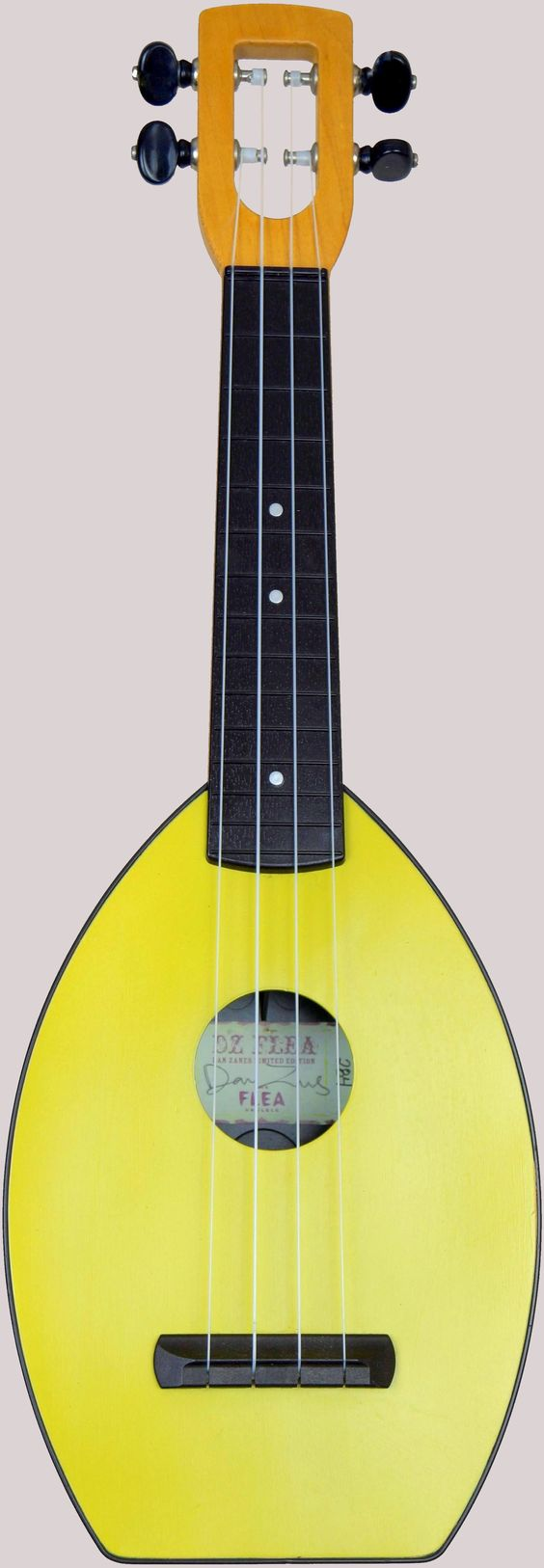 Magic Fluke Limon Flea Ukulele Soprano