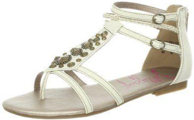Amazon.com: Jellypop Women's Belgrave Gladiator Sandal: Shoes