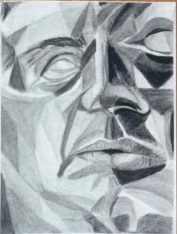 Cubism Portraits - Bing Images