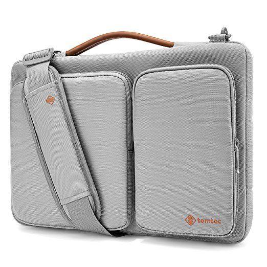 nouvelle version recherche de véritables diversifié dans l'emballage Tomtoc Sacoche Housse Ordinateur Portable pour 13 Pouces ...