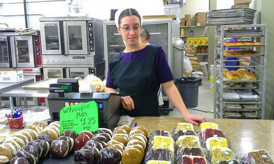 AMISH DISCOVERIES: An Amish Yummy Moment