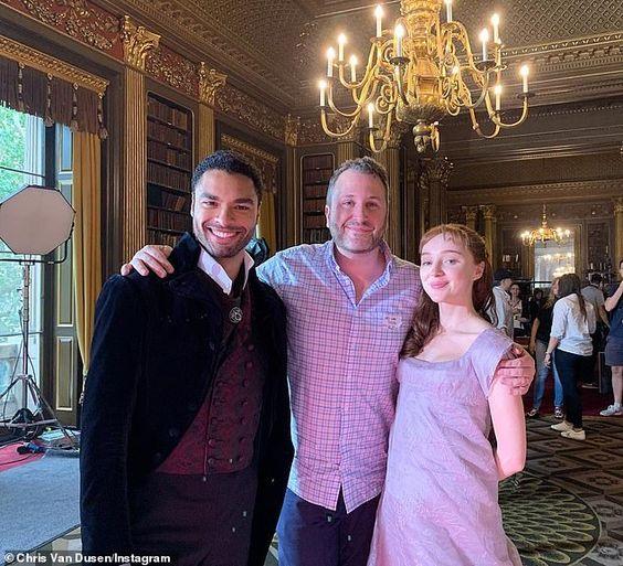 Bridgerton Heartthrob Rege Jean Page Had A Cameo In Harry Potter In 2021 Heartthrob Movie Co Scenes