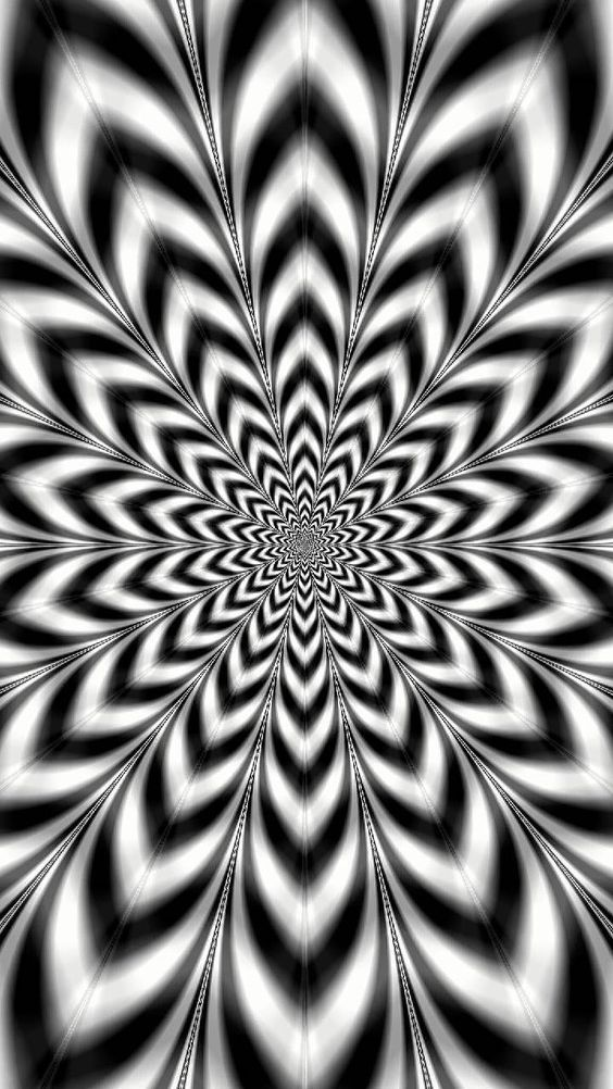 Static Kinetic Illusion Hexeosis In 2020 Optical Illusion Wallpaper Wall Art Wallpaper Illusion Art