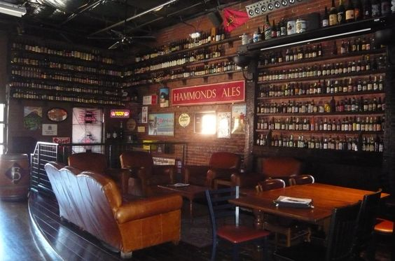 Falling Rock Tap House in LoDo (Denver, CO). Been here many a times. Sometimes service can be terrible but it is what it is. Always have a great selection of beers that I am looking forward to trying for the first time or old favorites I can only get in Colorado.