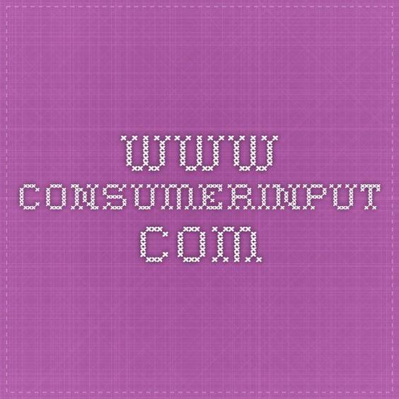 www.consumerinput.com