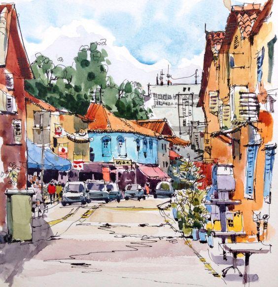 Shari Blaukopf | The Sketchbook | Page 2
