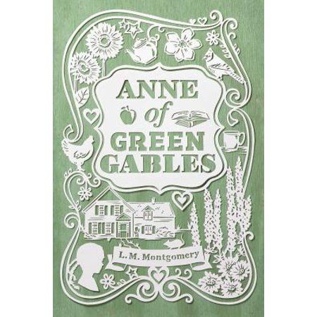 Generic Anne Of Green Gables Part Of Aladdin Classics By L M