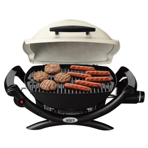 Weber Q 1000 Gas Grill Model 50060001 Electric Grill Gas And