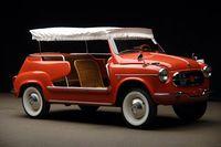 "The Fiat 600 ""Jolly""."