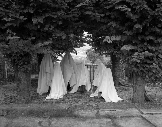 Ulla von Brandenburg: Geister Ghosts