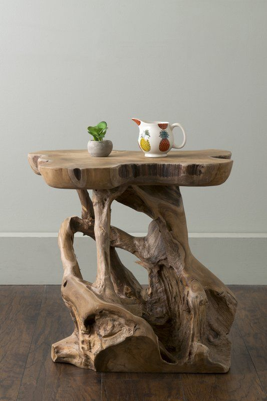 Lovins End Table Rustic Furniture Rustic Contemporary