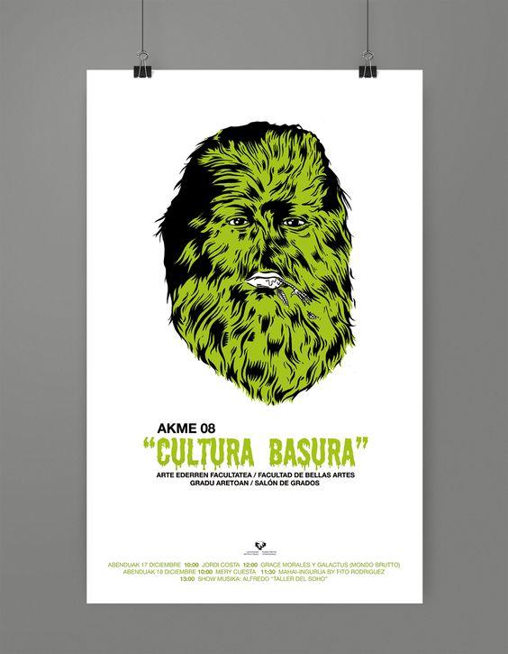 Akme 08 - Cultura Basura on Behance